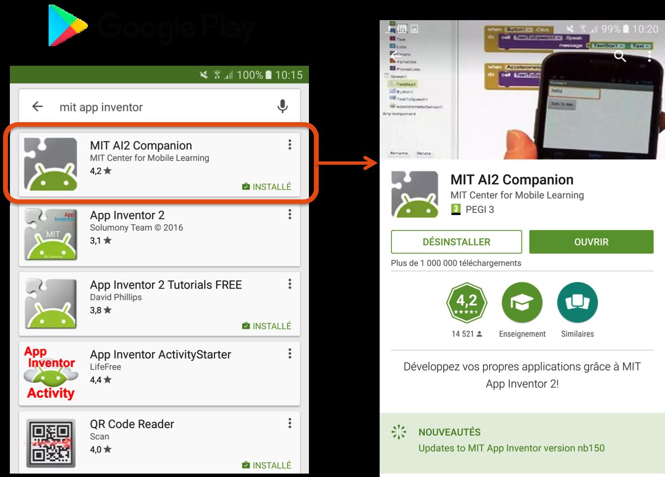 MIT AI2 Companion