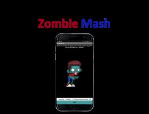 Tuto créez une application mobile Zombie Mash