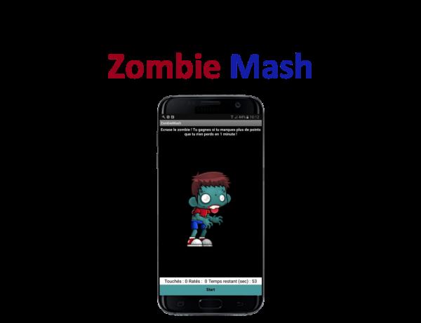 Tuto vidéo : Créez une application mobile de jeu Zombie Mash !
