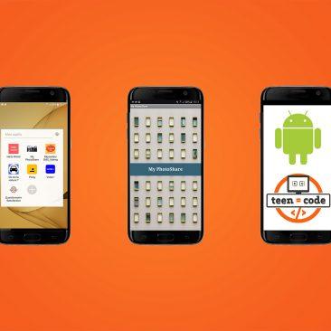 Cours Teen-Code sur Udemy : création d'applis mobiles pour débutants sur Android