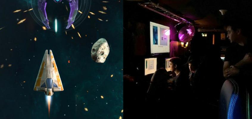 Stage création de jeux vidéo Unity – Space Shooter