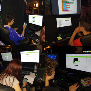 Stages et ateliers Teen-Code