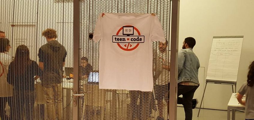 Teen-Code à Futur en Seine