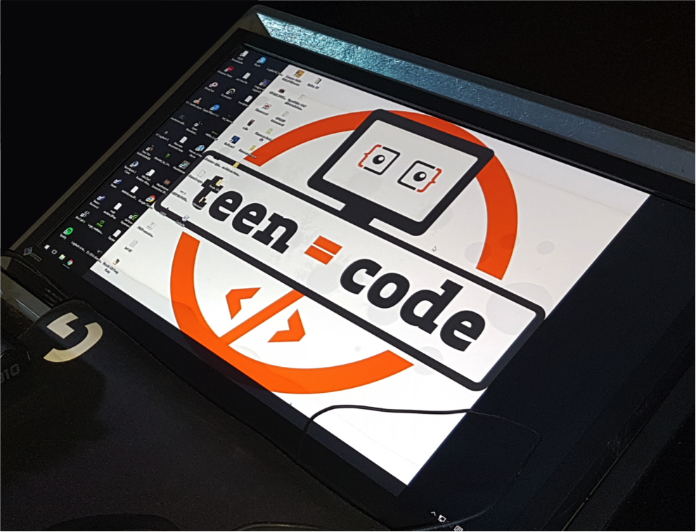 Teen-Code au Meltdown Paris