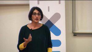 Youmna Ovazza, fondatrice de Teen-Code