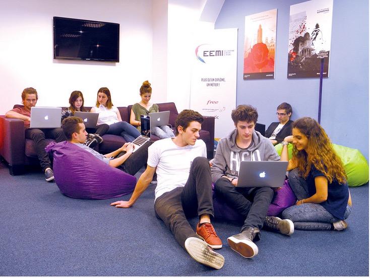 EEMI (Ecole Européenne des Métiers de l'Internet)