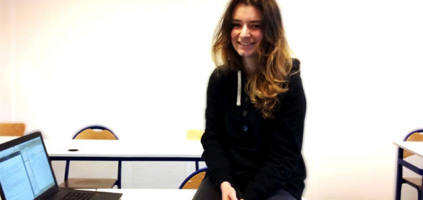 Parcours d'étudiante développeuse : Noëlie Roux, EEMI