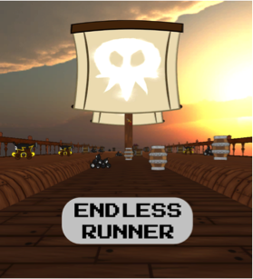 Jeu Endless Runner